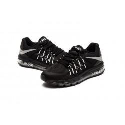 Nike Air Max 2015 черные полностью